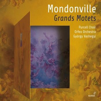 Cover Mondonville: Grands Motets