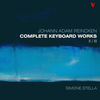Cover Reincken: Complete Keyboard Works, Vol. 2