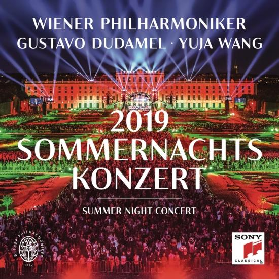 Cover Sommernachtskonzert 2019 / Summer Night Concert 2019