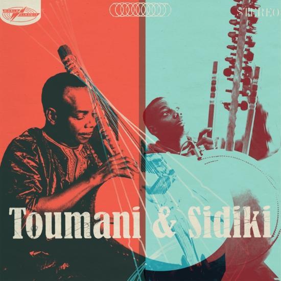 Cover Toumani & Sidiki