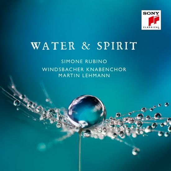 Cover Water & Spirit