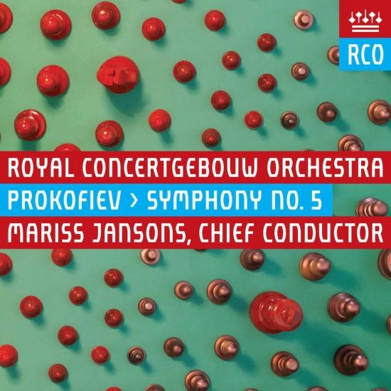Cover Prokofiev: Symphony No. 5 in B-Flat Major, Op. 100