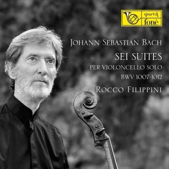 Cover J.S.Bach: Sei Suites per Violincello Solo BWV 1007-1012