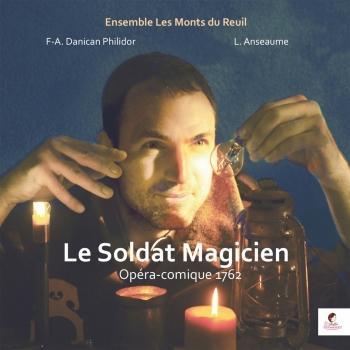 Cover Le soldat magicien - Opéra-comique 1762