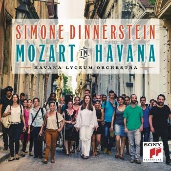 Cover Mozart in Havana