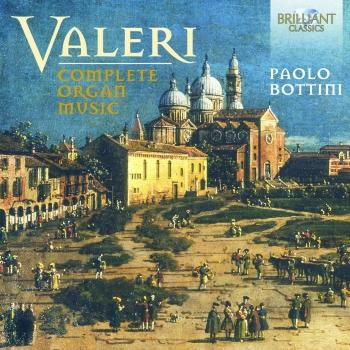 Cover Valeri: Complete Organ Music