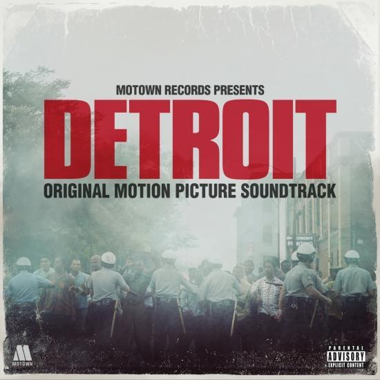 Cover Detroit (Original Motion Picture Soundtrack)