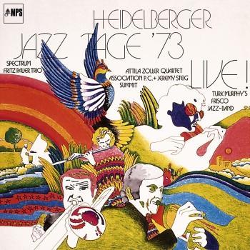Cover Heidelberger Jazz Tage '73 (Live)