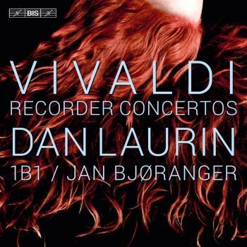 Cover Vivaldi: Recorder Concertos
