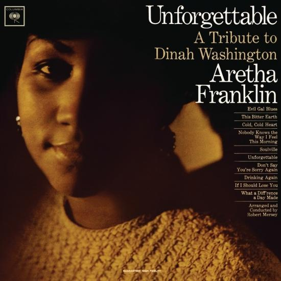 Cover Unforgettable: A Tribute To Dinah Washington