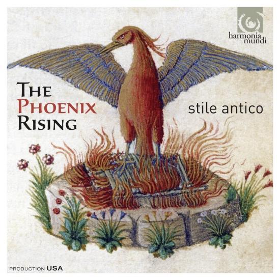 Cover The Phoenix Rising (Bonus Track Version)
