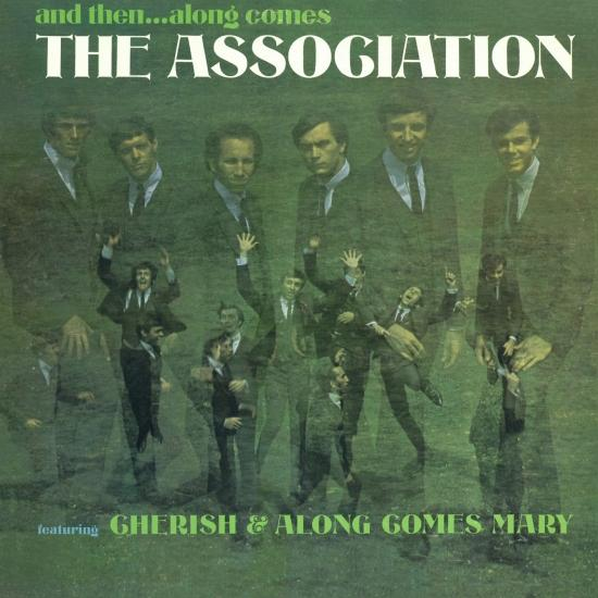 Cover And Then... Along Comes The Association (Remastered)