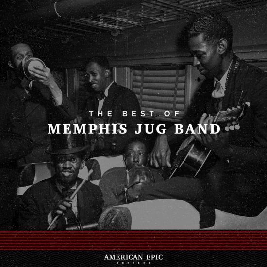 Cover American Epic: The Memphis Jug Band (Mono)