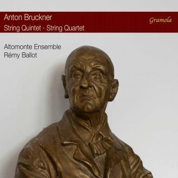 Cover Bruckner: String Quintet in F Major, WAB 112 & String Quartet in C Minor, WAB 111
