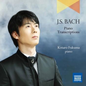 Cover J.S. Bach: Piano Transcriptions