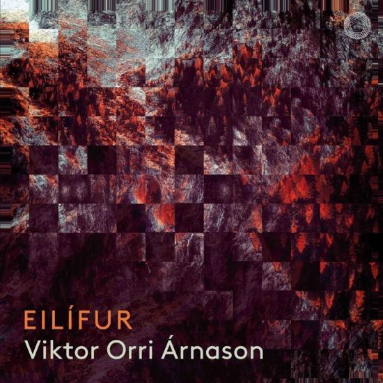Cover Viktor Orri Árnason: Eilífur
