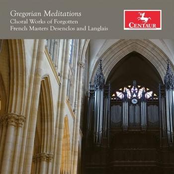 Cover Gregorian Meditations