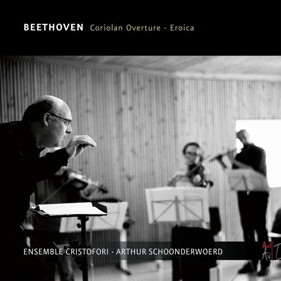 Cover Beethoven: Coriolan Overture & Eroica