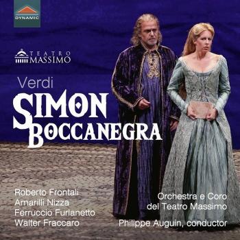 Cover Verdi: Simon Boccanegra (1881 Version) [Live]