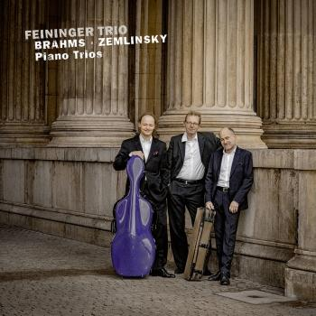 Cover Brahms & Zemlinsky: Piano Trios