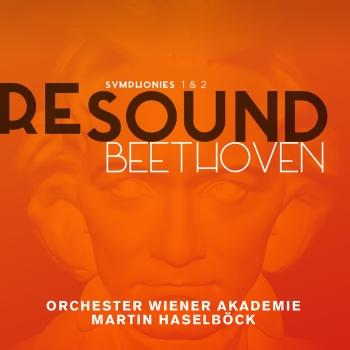 Cover Beethoven: Symphonies 1 and 2 (Resound Collection)