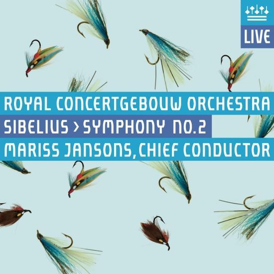 Cover Sibelius: Symphony No. 2
