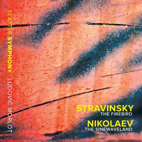 Cover Stravinsky: The Firebird - Vladimir Nikolaev: The Sinewaveland (Live)
