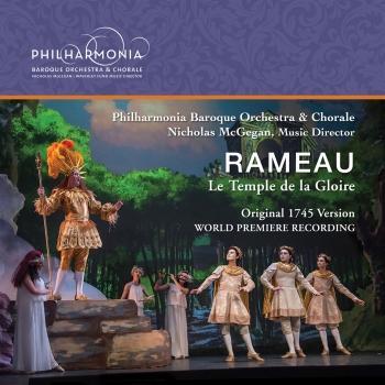 Cover Rameau: Le temple de la gloire, RCT 59 (Live)