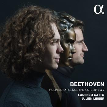 Cover Beethoven: Violin Sonatas Nos 9 'Kreutzer', 4 & 2