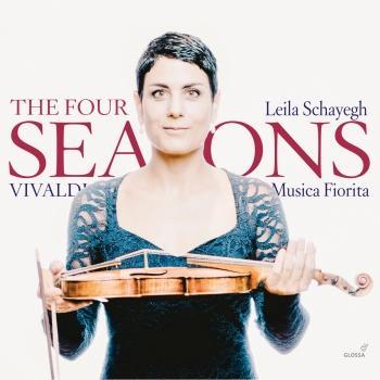 Cover Vivaldi: The Four Seasons, Op. 8 Nos. 1-4