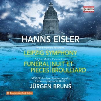 Cover Leipzig Symphony