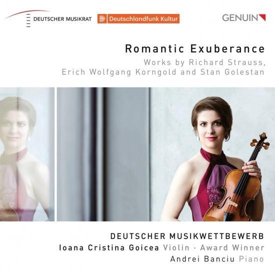 Cover Romantic Exuberance