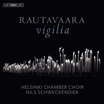 Cover Rautavaara: Vigilia