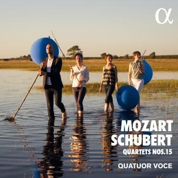Cover Mozart & Schubert: Quartets Nos. 15