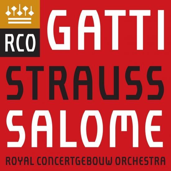 Cover Richard Strauss: Salome