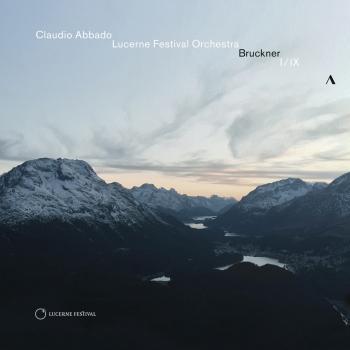 Cover Bruckner: Symphonies Nos. 1 & 9