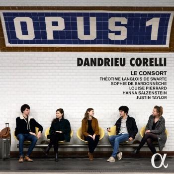 Cover Opus 1 : Dandrieu, Corelli