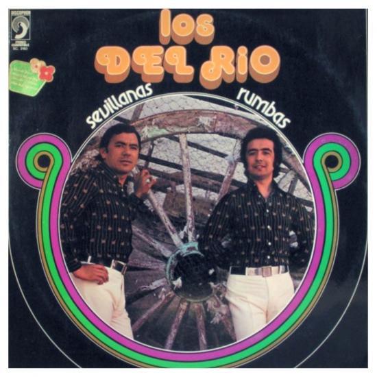 Cover Sevillanas y Rumbas (Remastered)