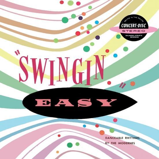 Cover Swingin' Easy (Remastered)