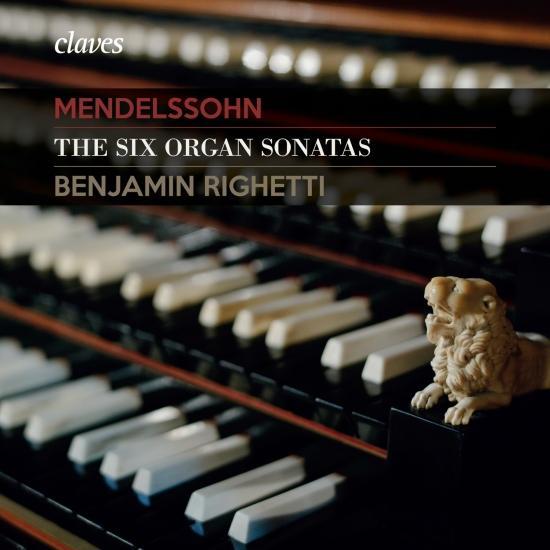 Cover Mendelssohn: The Six Organ Sonatas