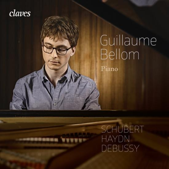 Cover Schubert, Haydn & Debussy: Works for piano