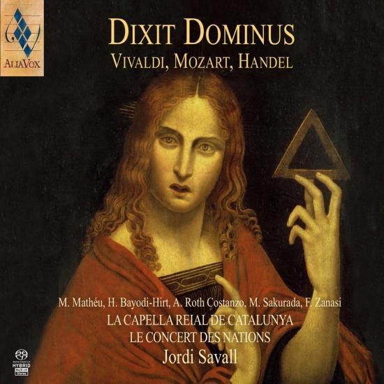 Cover Dixit Dominus