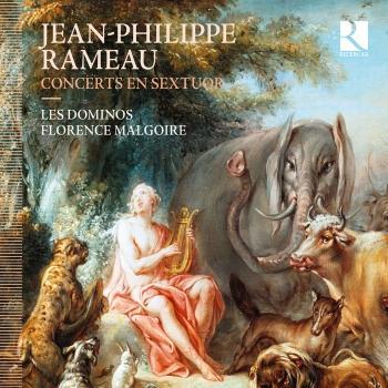 Cover Rameau: Concerts en Sextuor