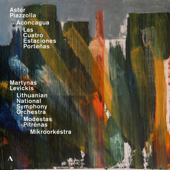 Cover Piazzolla: Aconcagua & Las Cuatro Estaciones Porteñas