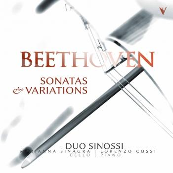 Cover Beethoven: Complete Cello Sonatas & Variations