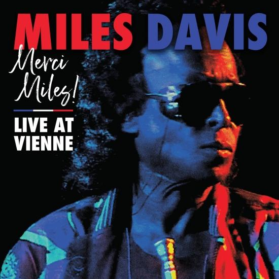 Cover Merci Miles! Live at Vienne (Remastered)