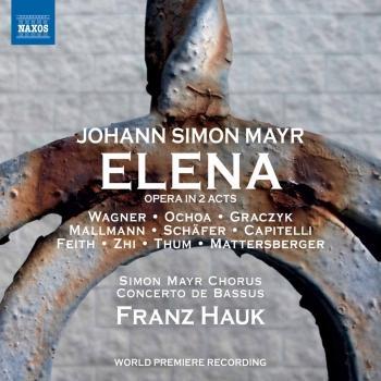 Cover Mayr: Elena