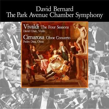Cover Vivaldi: The Four Seasons - Cimarosa: Oboe Concerto