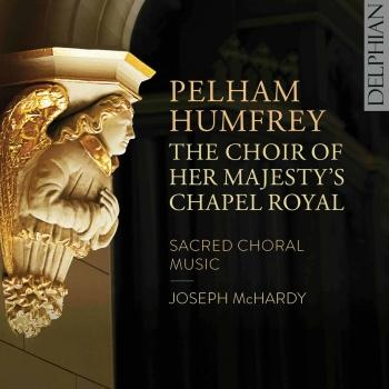 Cover Humfrey: Sacred Choral Music
