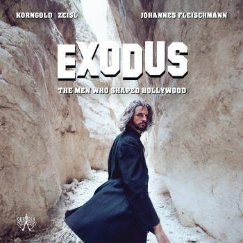 Cover EXODUS: The Men Who Shaped Hollywood